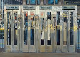 Cabinas telefónicas - Estes, Richard. Museo Nacional Thyssen ...